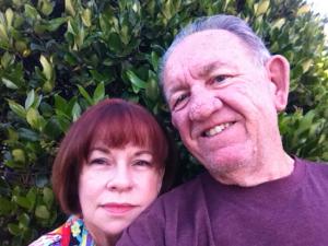 Sherry and my grandpa