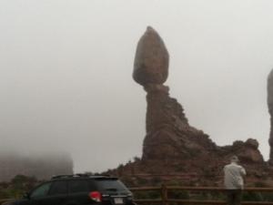 Balanced Rock!