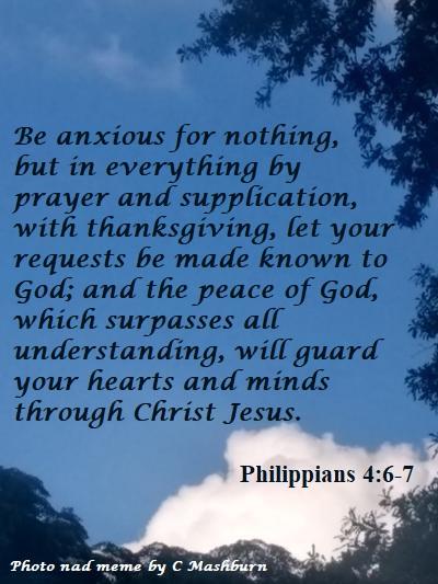 Philippians 4 6-7