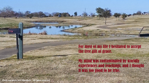 free gift of grace