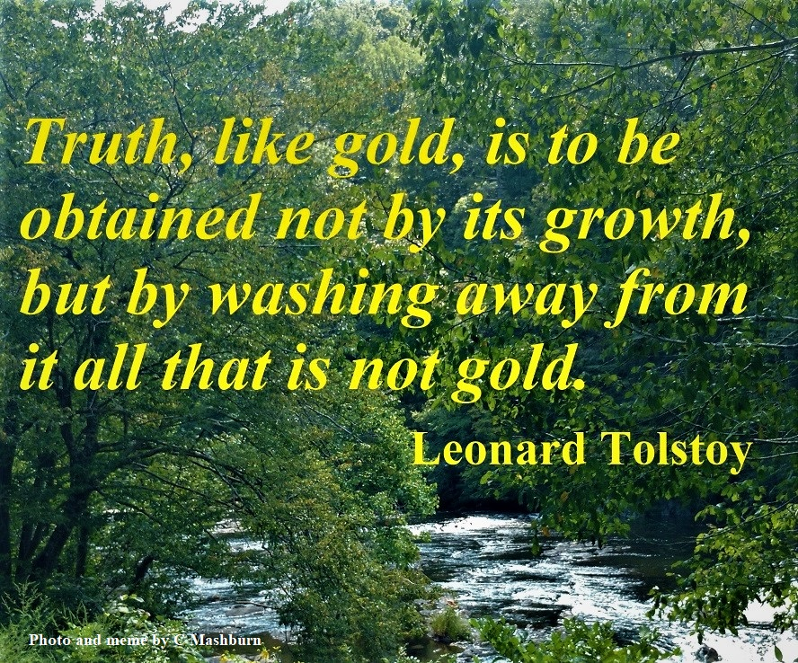 Truth - Tolstoy