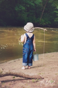 toddler fishing 2