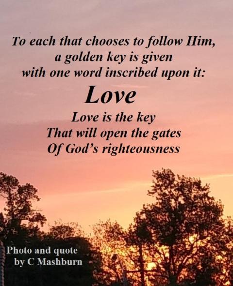 A golden key 2