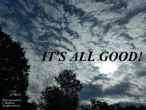 All good quote