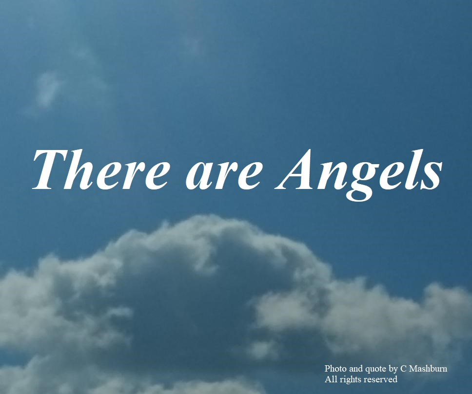 Mom's cloud - Angels poem (2)