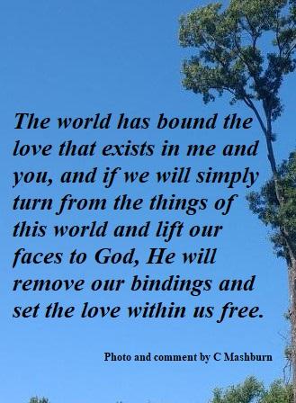 A binding of love